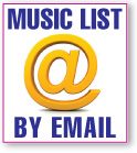 DJ music list